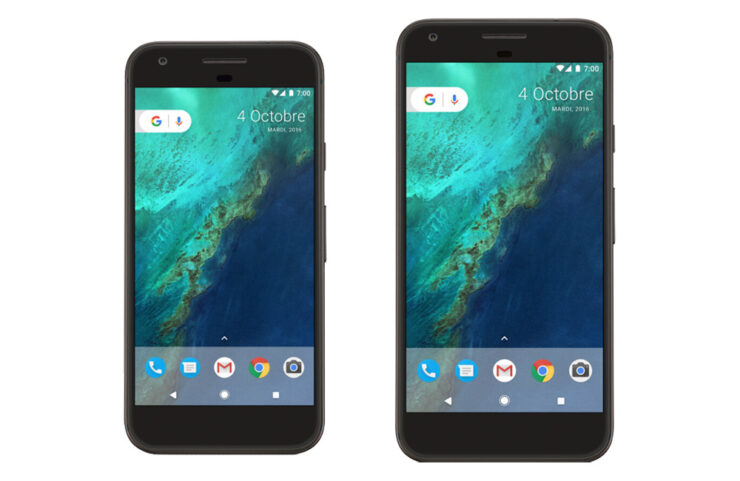 LG Google Pixel 2 XL hits FCC