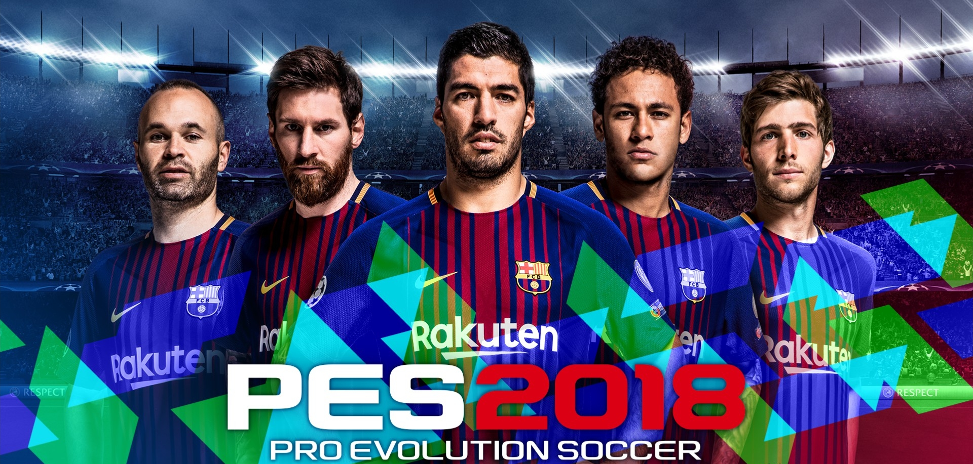 Pro Evolution Soccer 2018 Review - Become a Legend