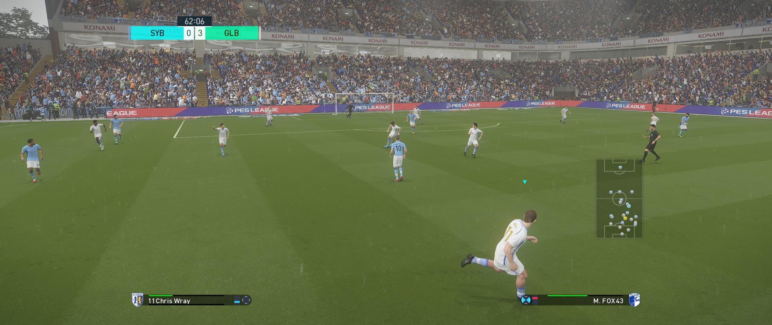 Pro Evolution Soccer 2018 Review - Become a Legend