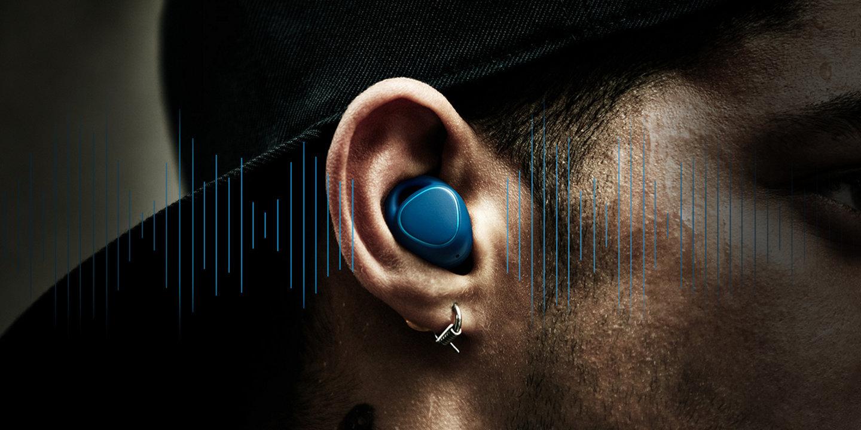 Samsung Gear IconX wireless earbuds 50 USD