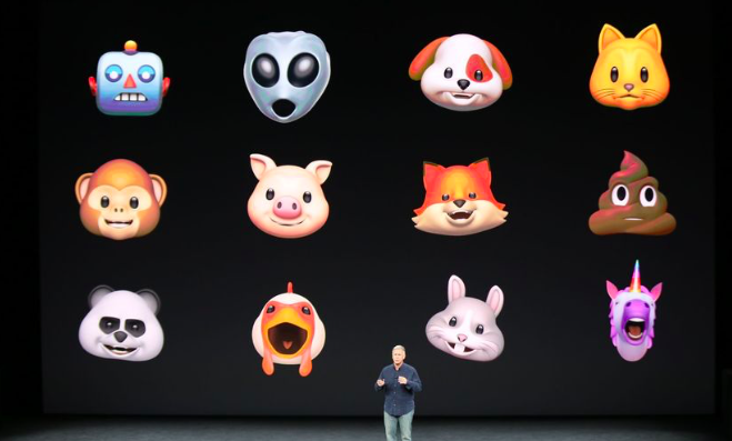 Emoji Talk Iphone X