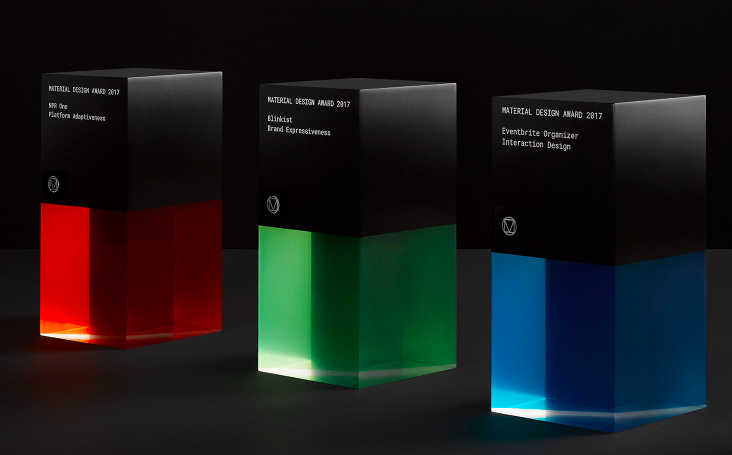 Google Material Design Awards