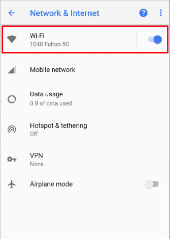Android 8 0 Oreo: How To Enable WiFi Automatically and Use