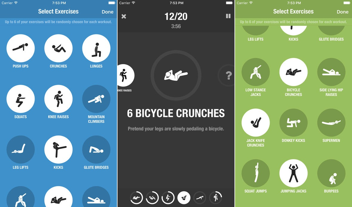 Le S Free Of The Week Is A Fitness Aide For Iphone