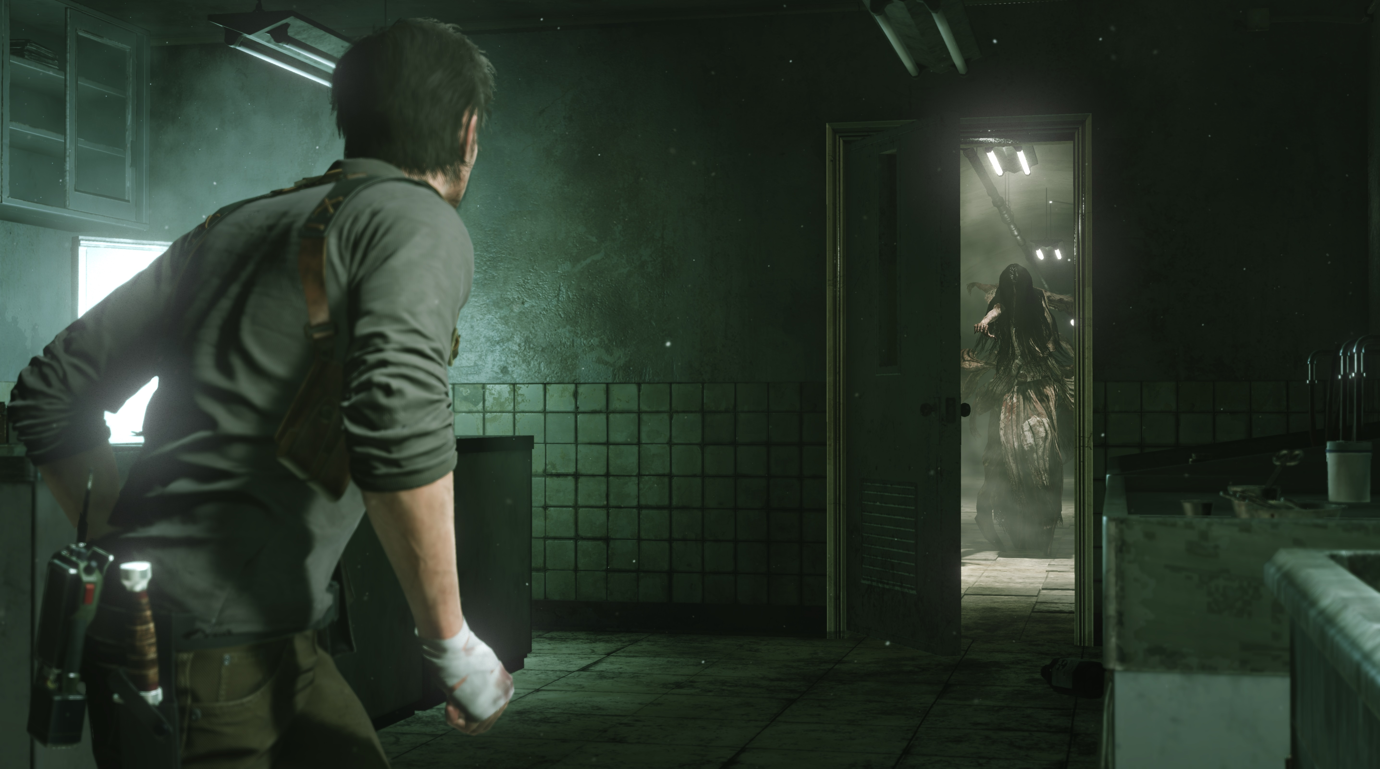 The Evil Within 2 Obscura: The Evil Within 2 Hands-On Preview