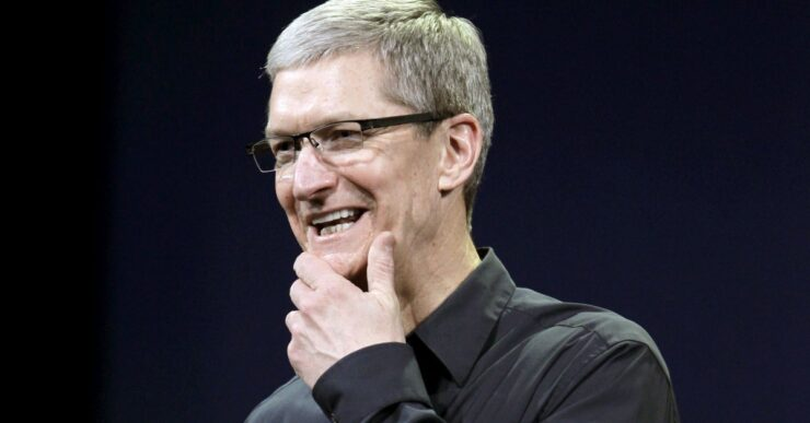 Tim Cook Believes That the $999 iPhone X Tag Is a 'Value Price'