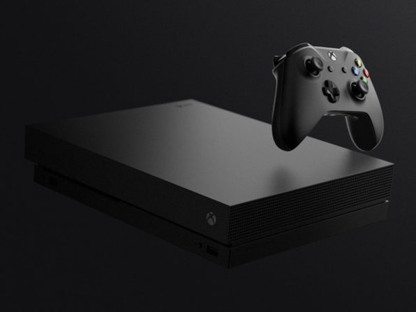 Xbox One X giveaway