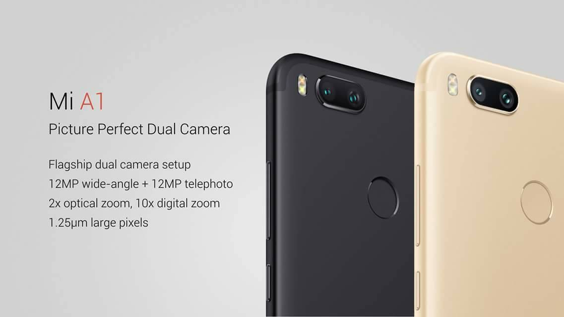 Xiaomi S Mi A1 Android One Is The New Budget Flagship