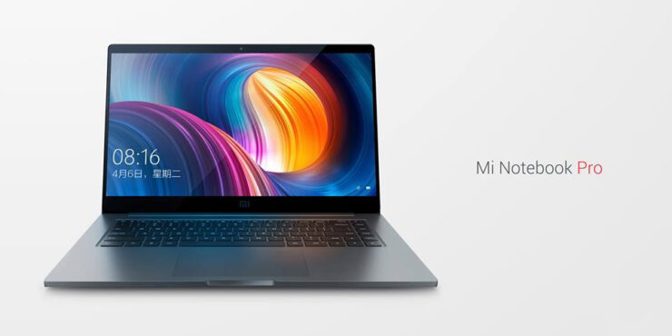 Xiaomi Mi Notebook Pro Looks Like a Windows 10-Running Version of Apple's MacBook Pro Powered by Intel's 8th-Gen Chips