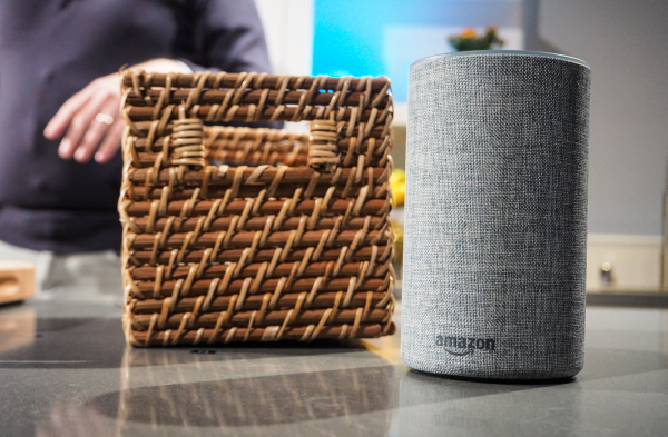 Amazon Echo cloth