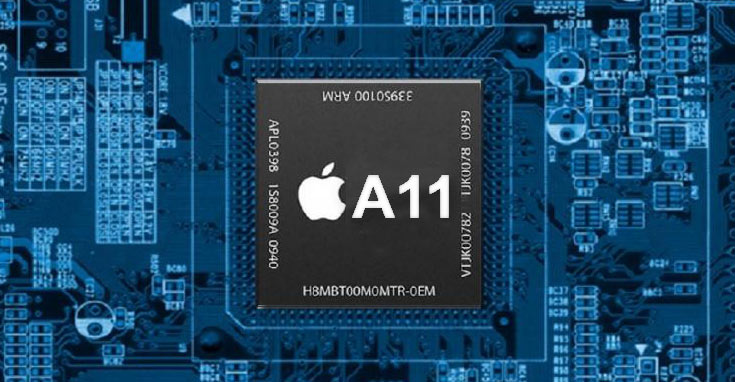 Apple's A11 Leaked Benchmarks Smokes the Competition