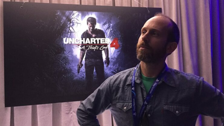 bruce straley leaves naughty dog