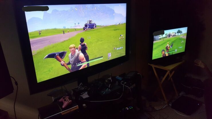 crossplay fortnite ps4 xbox one