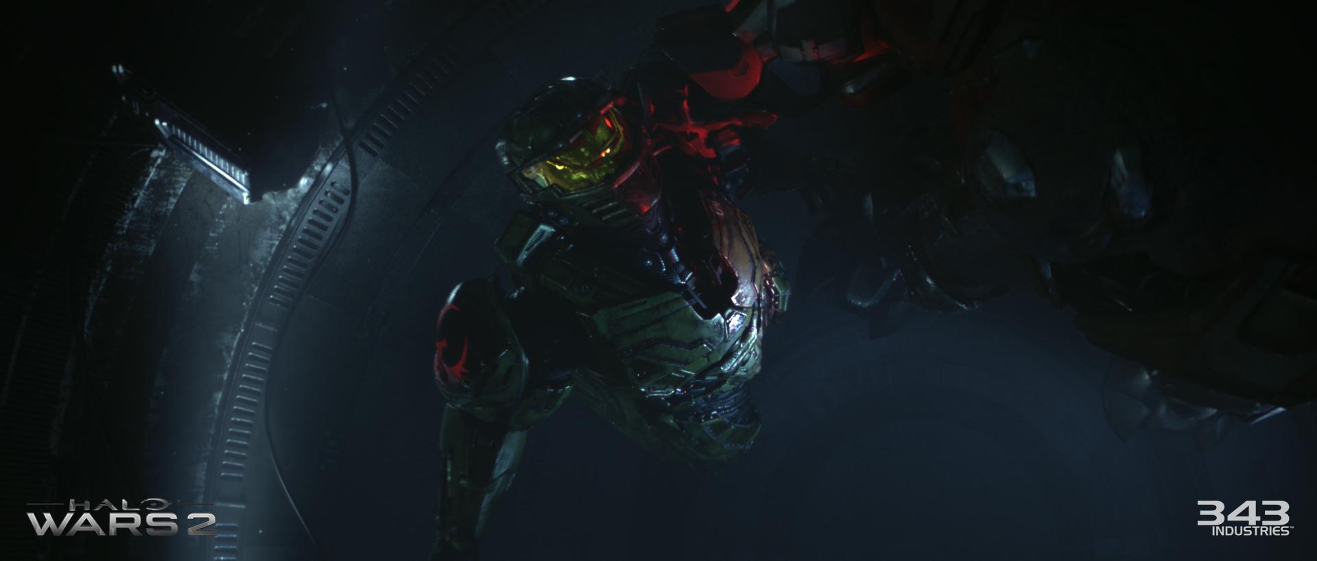 "DF: Xbox One X ""Offering PC's best"" Halo Wars 2 Presentation"