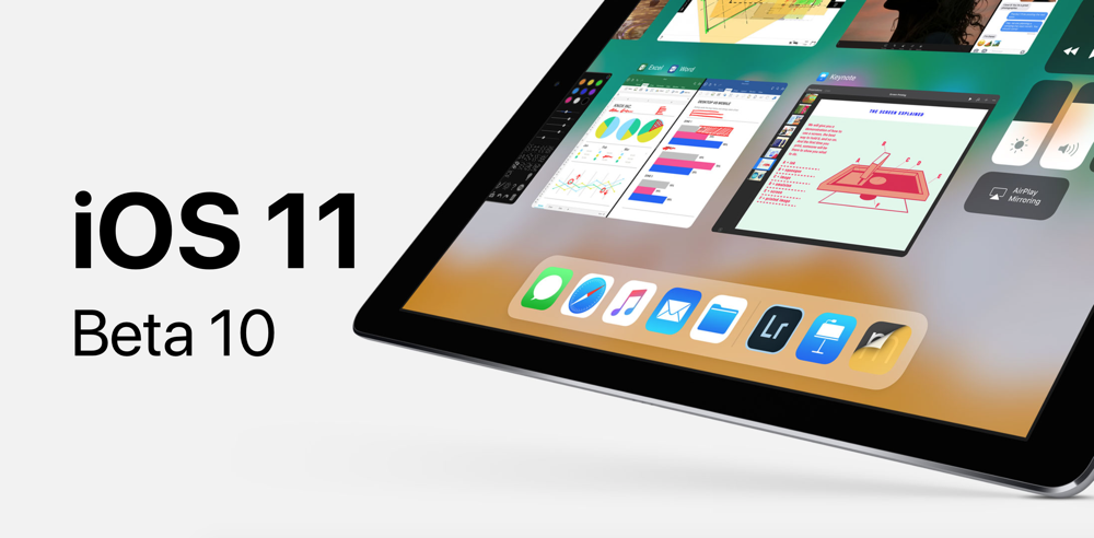 iOS 11 Beta 10 Download is Now Available