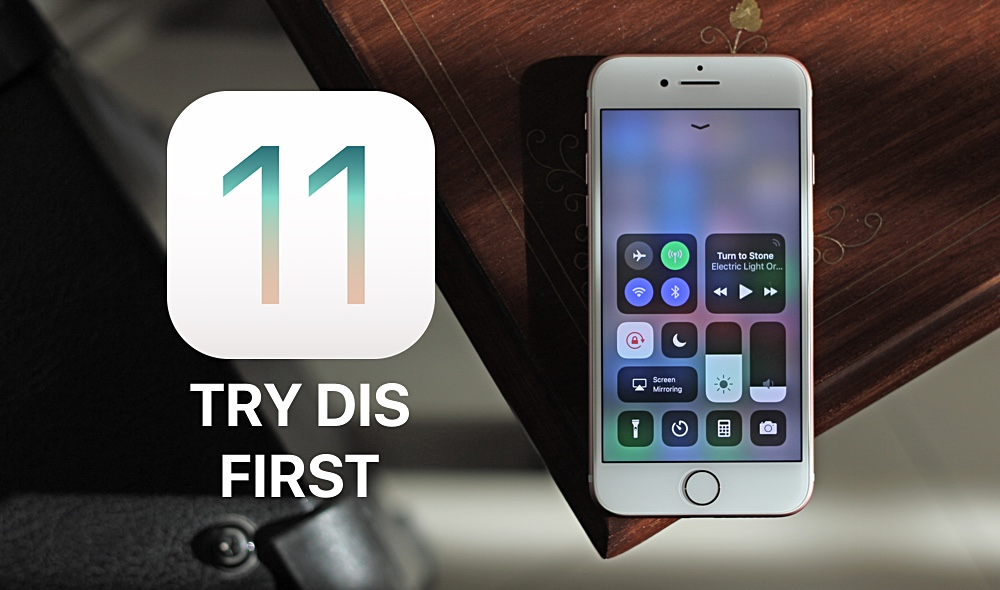 here are the top 5 ios 11 features you have to try first before anything else on your iphone ipad or ipod