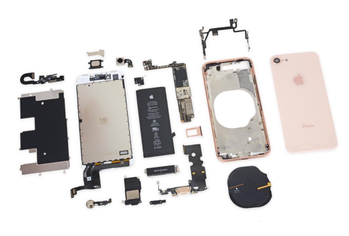 Iphone 8 Component Costs Are Estimated To Be Slightly