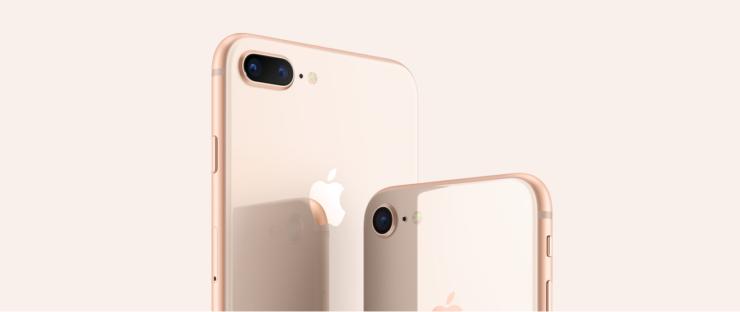 iPhone 8 & iPhone 8 Plus battery capacities