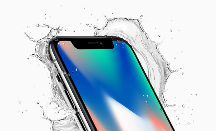 iPhone X production has not started