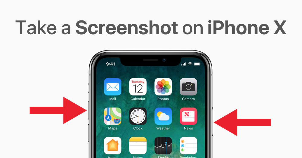 how do you screenshot on iphone how to take a screenshot on iphone x 5472