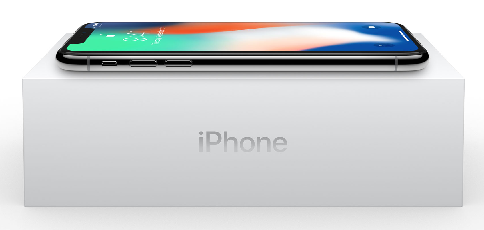 Image result for iphone x with box