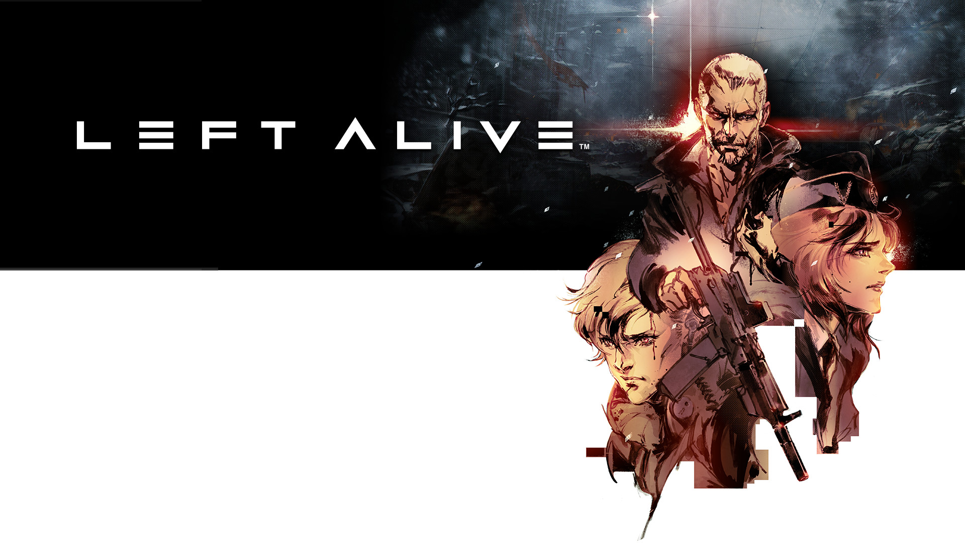 LEFT ALIVE - Gamescom 2018 Interview and First Look