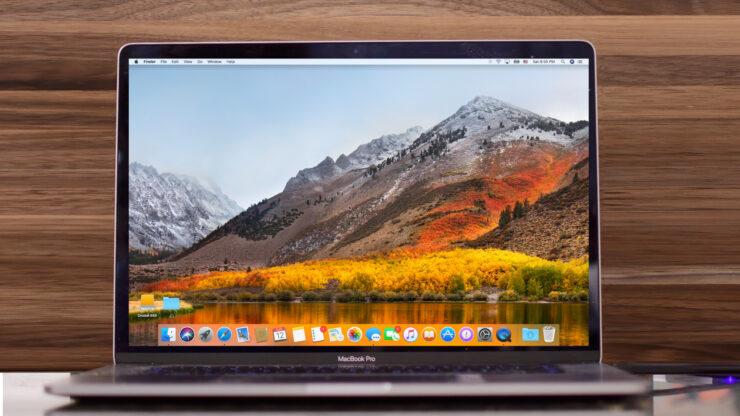 macOS high sierra security