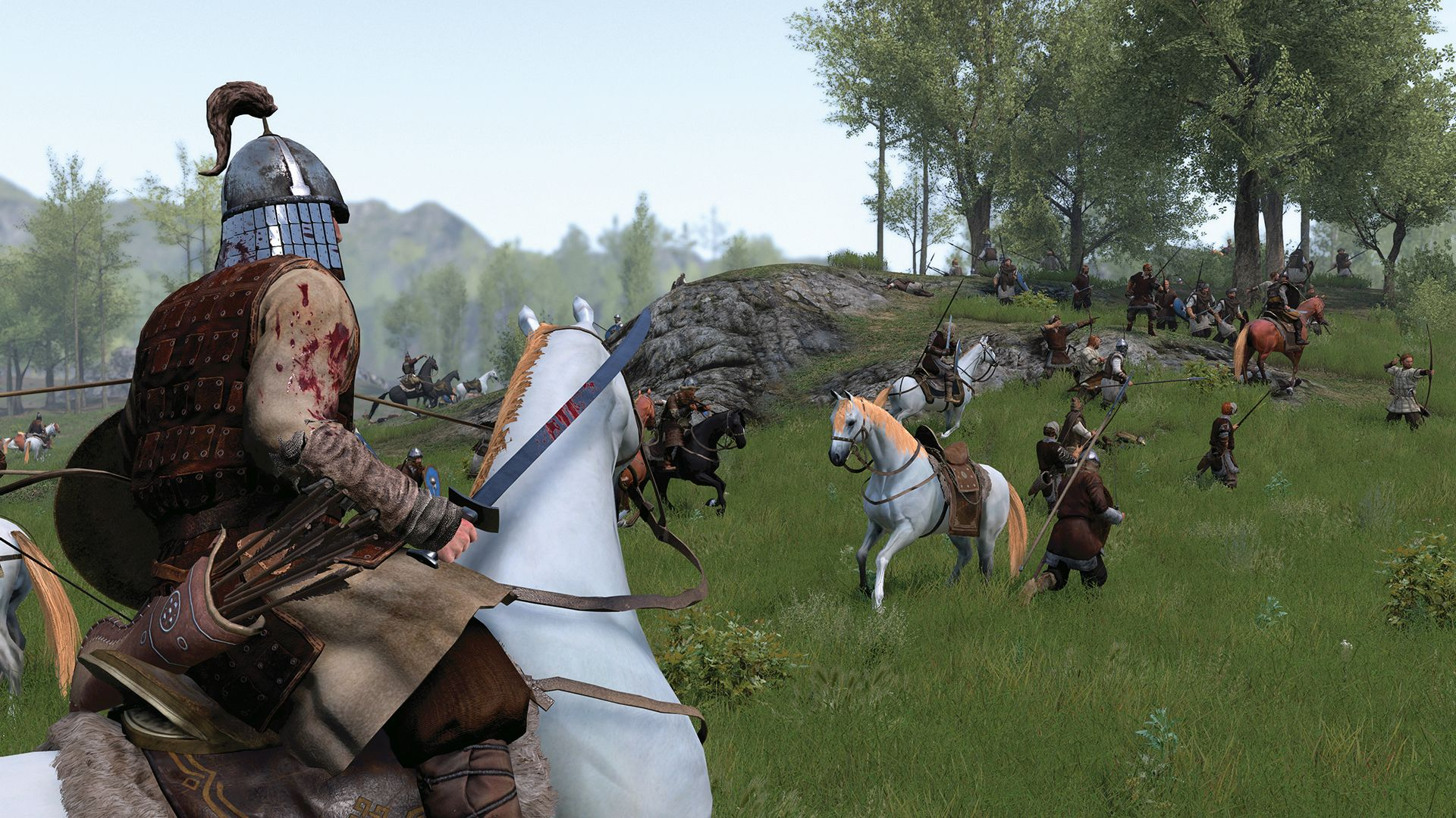 Mount & Blade II Relies Even More on CPU Usage Than Warband