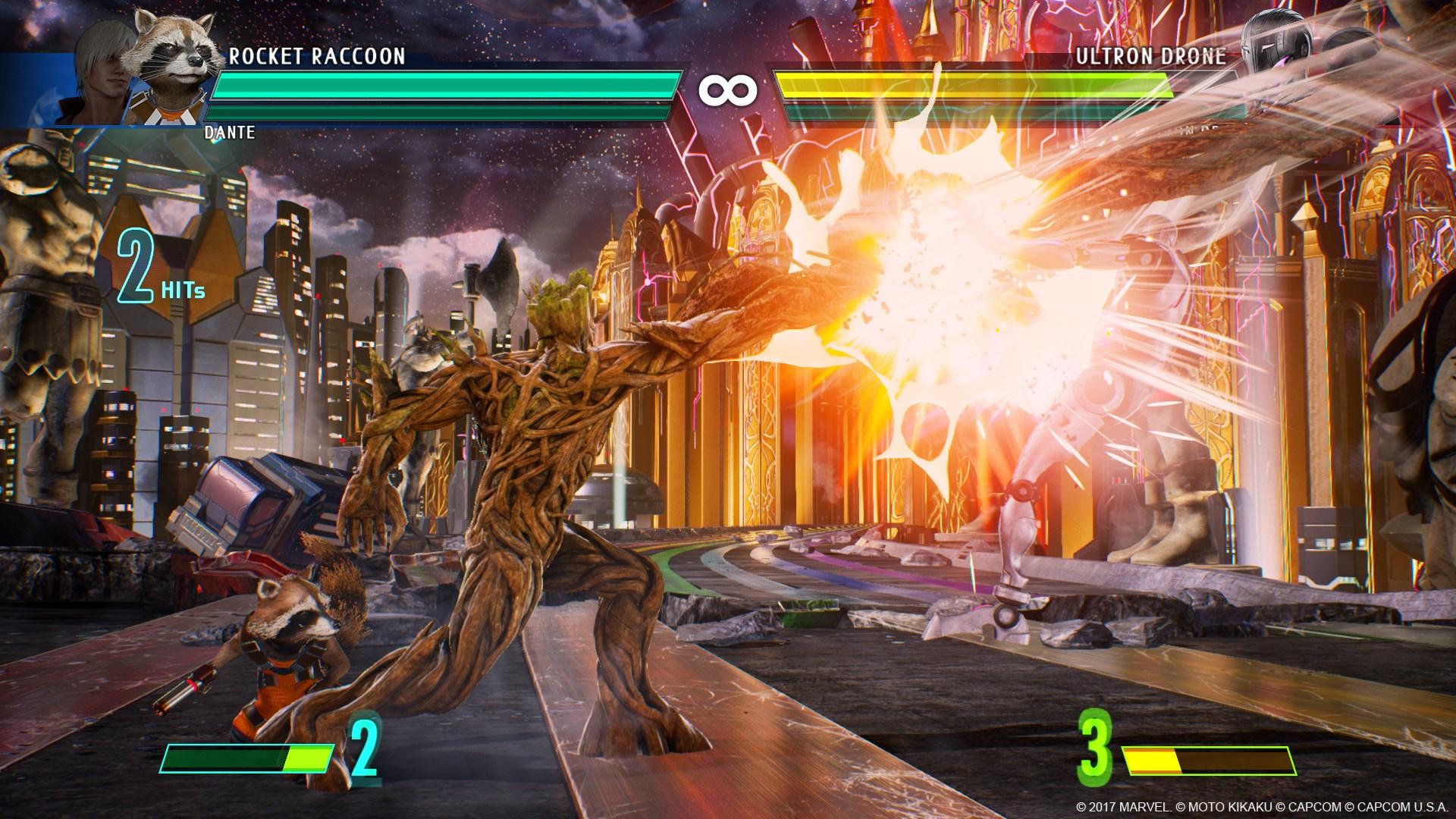 Marvel vs  Capcom Infinite: Five Tips To Go from Beginner To