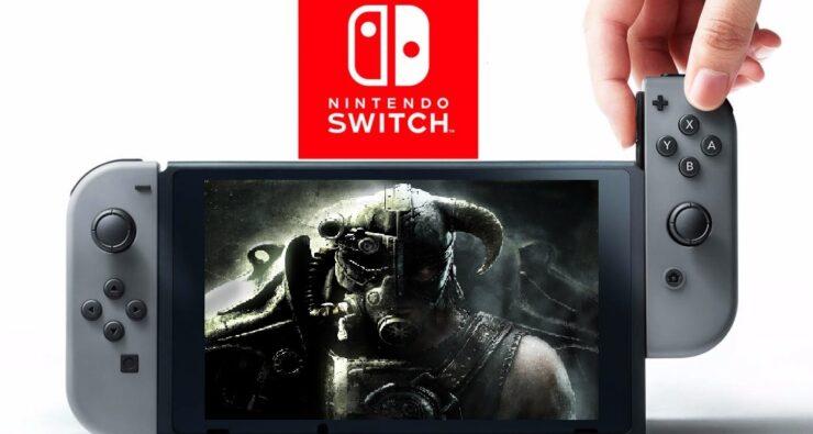 Skyrim Switch Update 1.1