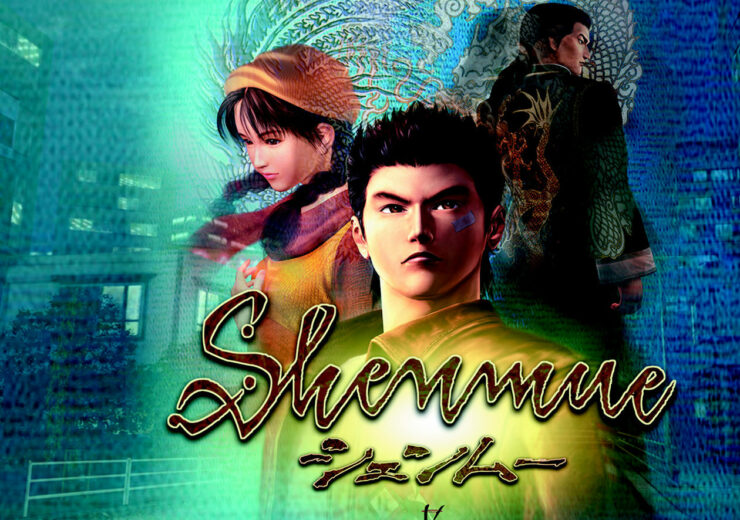 PC Shenmue collection 1 and 2 hd texture pack mod