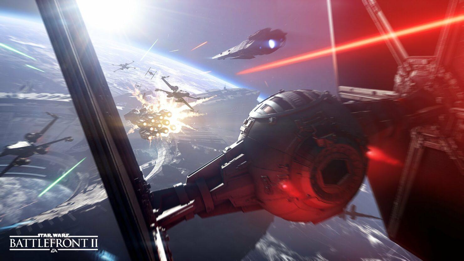 Star Wars Battlefront II xbox one patch