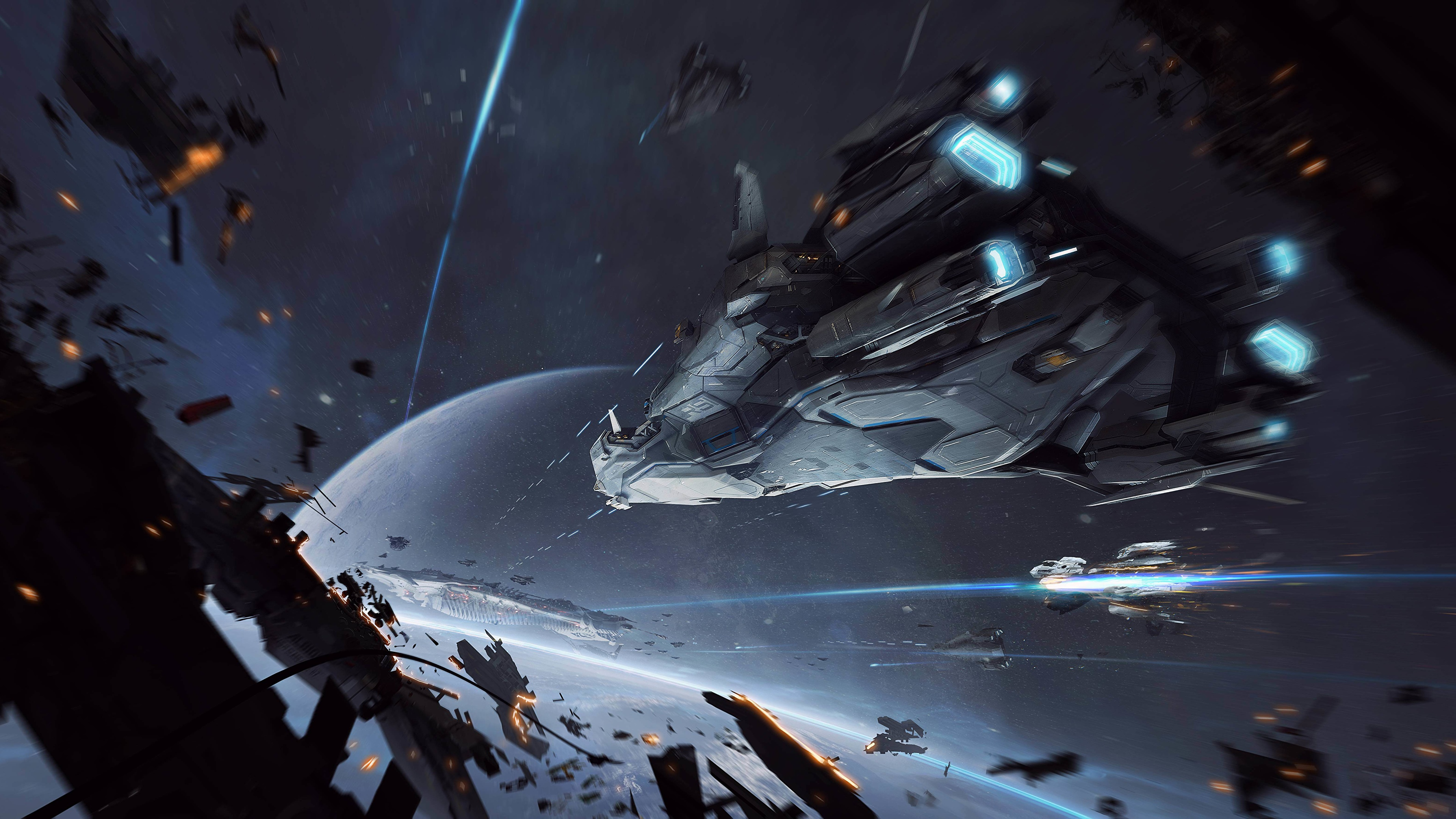 Crytek Sues Cloud Imperium For Copyright Infringement And