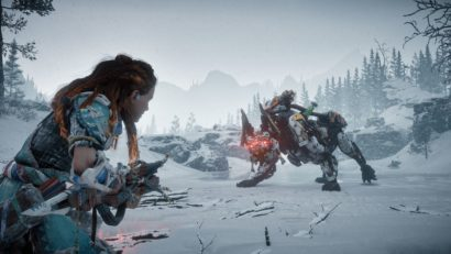 The Frozen Wilds expansion pack gets new gameplay trailer