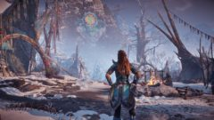 Horizon Zero Dawn The Frozen Wilds expansion trademark