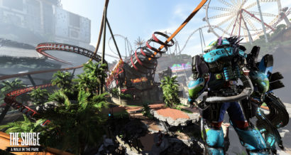 The Surge to get 'A Walk in the Park' expansion