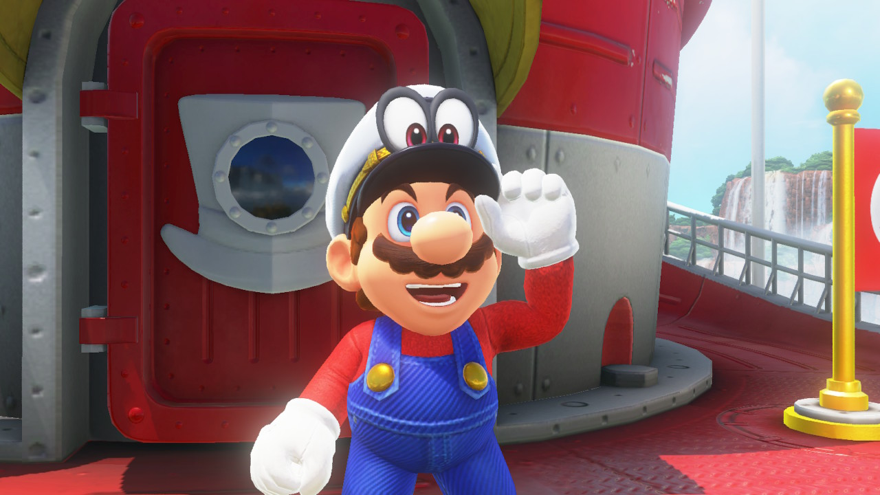 Super Mario Odyssey Moon Hunting Tips For 100 Completion