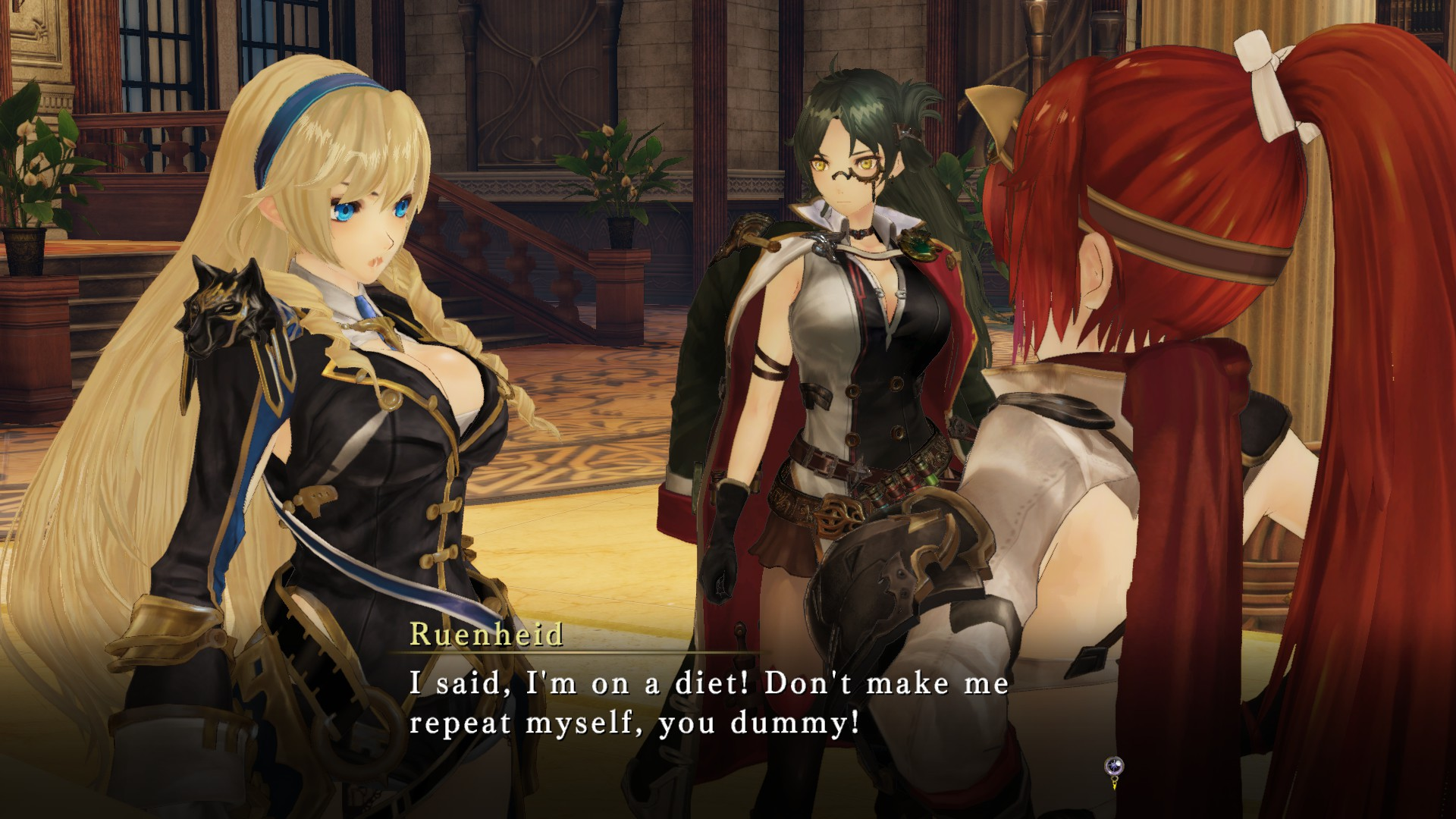 Nights Of Azure 2 Review Another Sacrifice In Vain