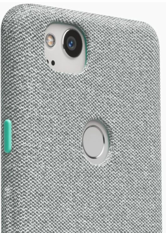 new product 00f2b 4d9e7 Check Out The New Fabric Cases For The Google Pixel 2