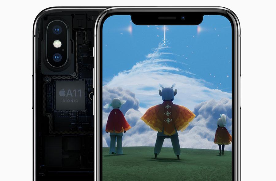 Apple designing iPhones drop Qualcomm chips