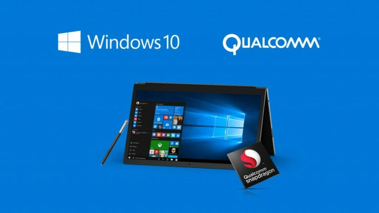 Windows 10 on Snapdragon SoCs Coming Soon Says Microsoft