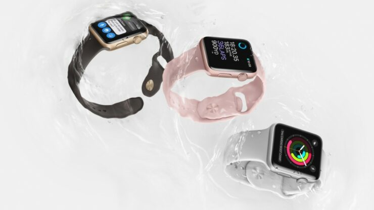 Apple Watch Series 2 Discounted up to $170