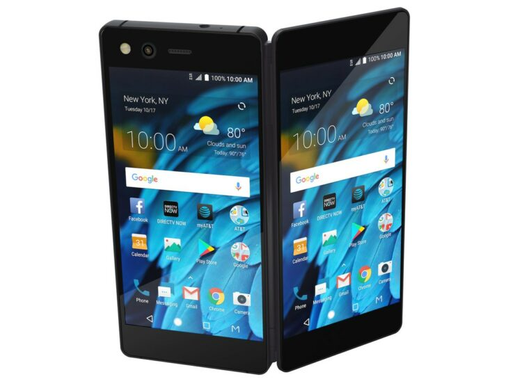 ZTE's Dual-Screen Touting Axon M Launches Through AT&T on November 1