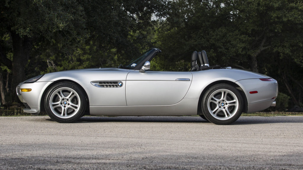 steve jobs 39 iconic bmw z8 is estimated to fetch between. Black Bedroom Furniture Sets. Home Design Ideas