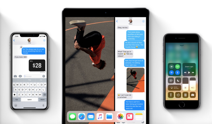 Apple Seeds Beta 6 Of iOS 11 2 And macOS High Sierra 10 13 2 To