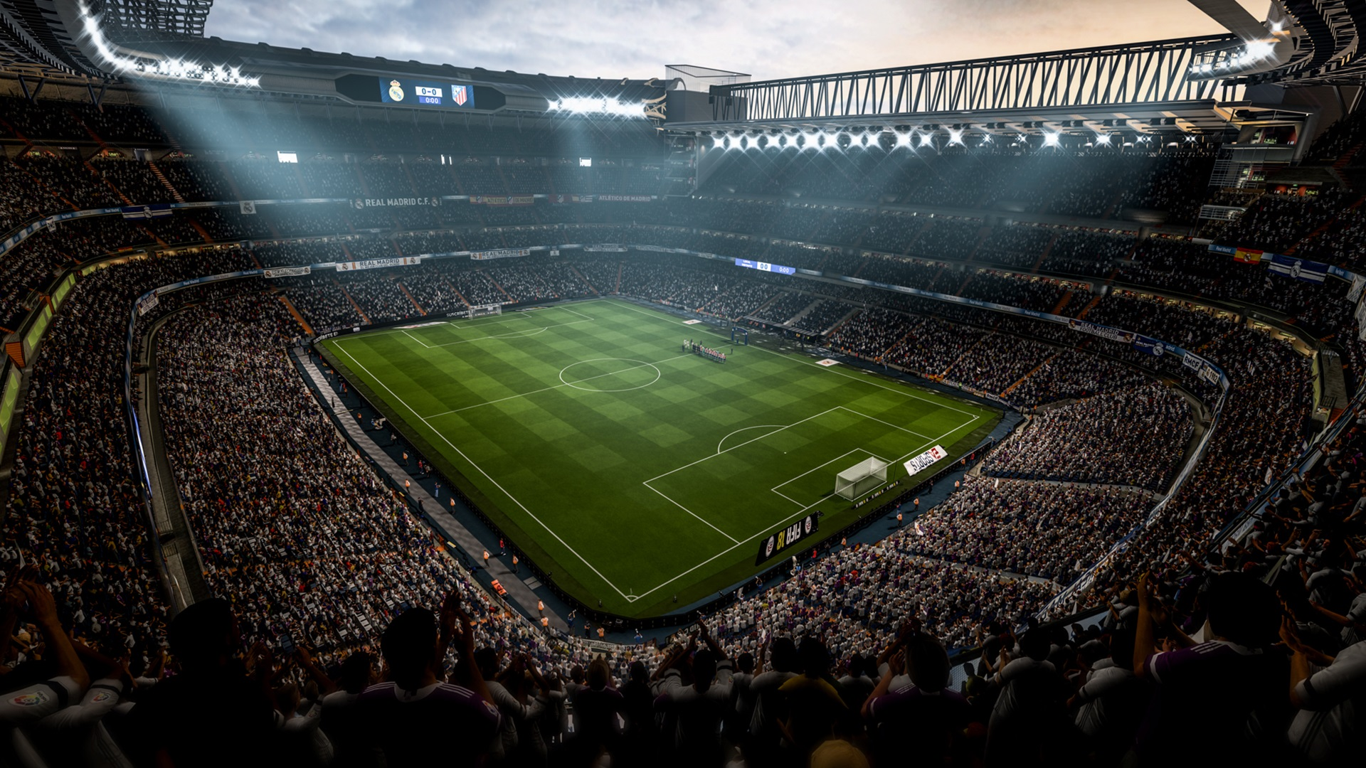 Nintendo switch fifa 18 review is portability enough to justify in terms of performance its everything a fifa player fully expects 60fps both docked running at 1080p and undocked 720p voltagebd Image collections
