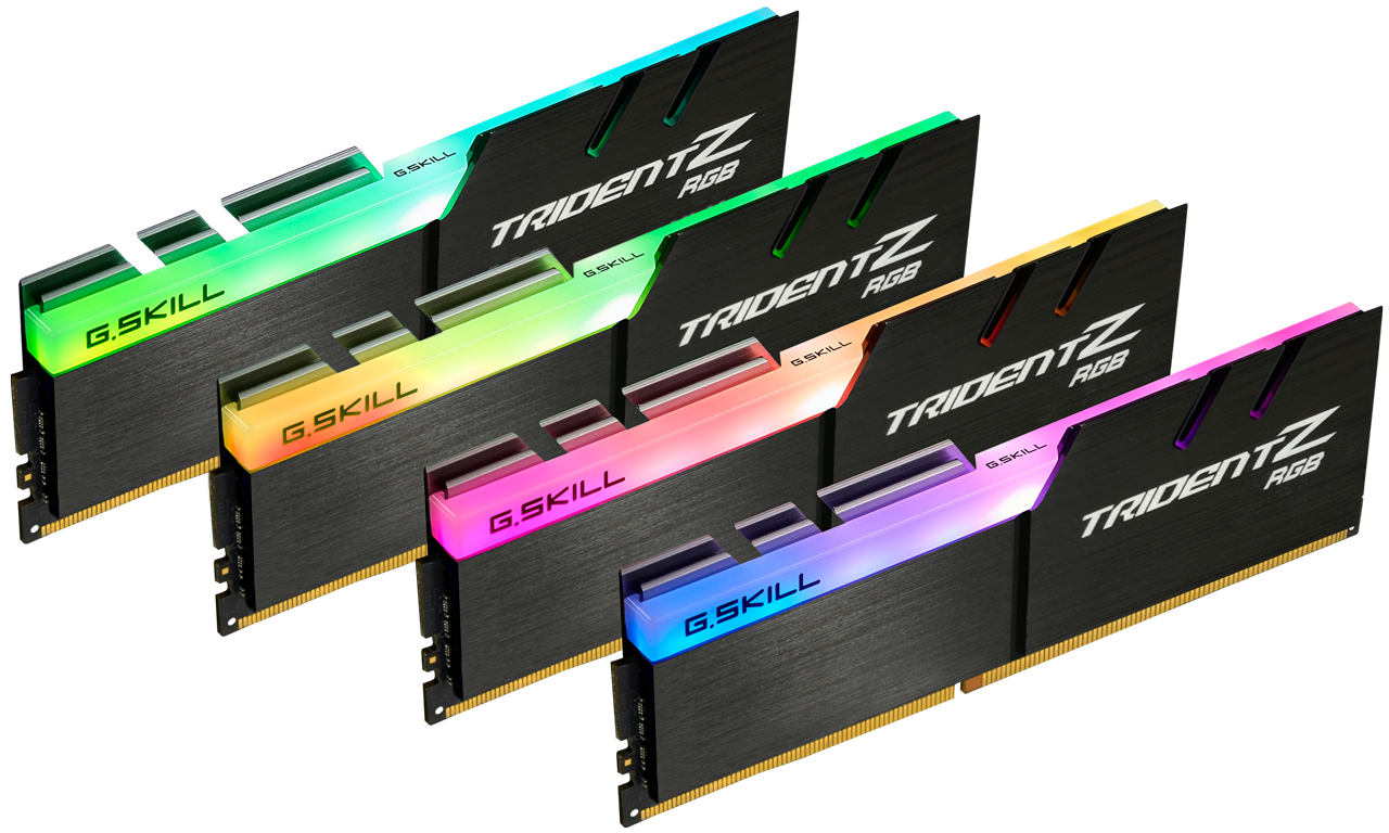 G.Skill Releases Fastest 32 GB DDR4 Trident Z RGB Memory Kit To Date