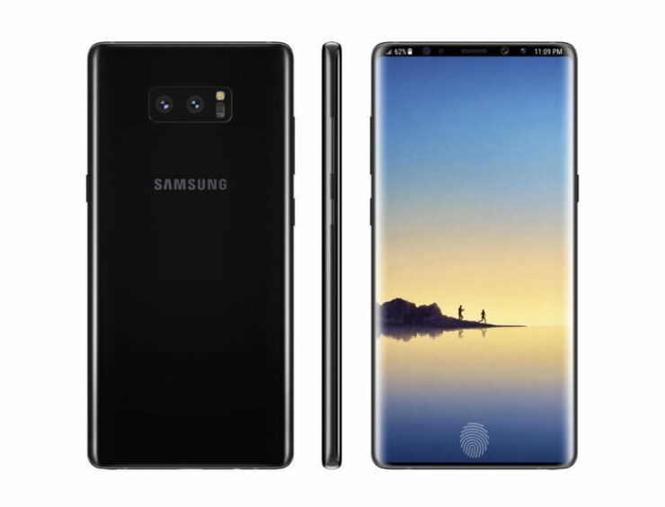 Galaxy Note 9 to Get a Boatload of Improvements Over Note 8