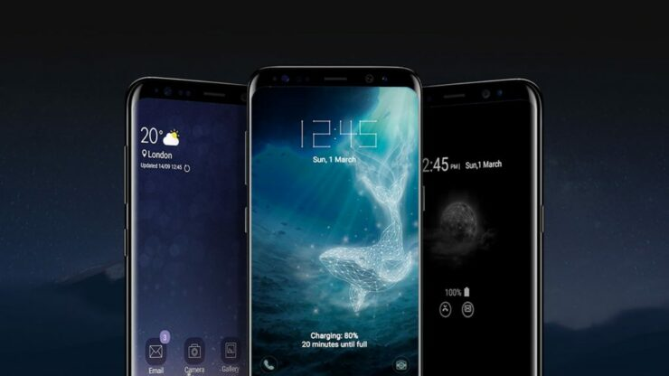 Galaxy S9 specs 6 GB RAM 128 GB storage