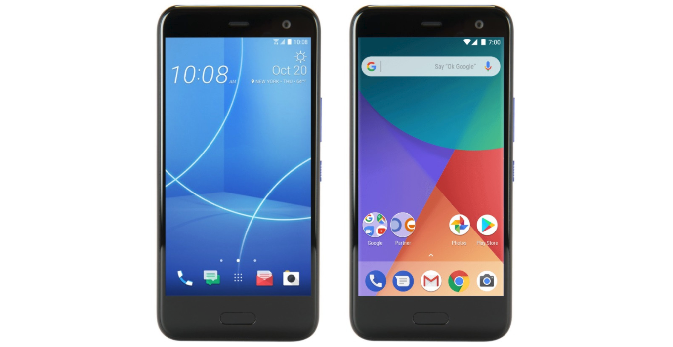 HTC U11 Life Is the Company's First Android One Phone
